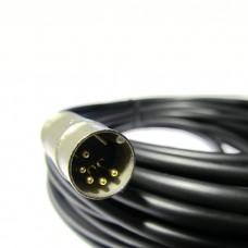 MIDI кабель 5PIN-5PIN, 10м