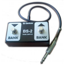 BS-2 External banks switching pedal