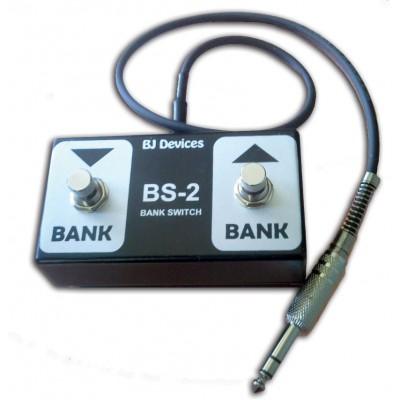 BS-2 Внешняя педаль для переключения банков