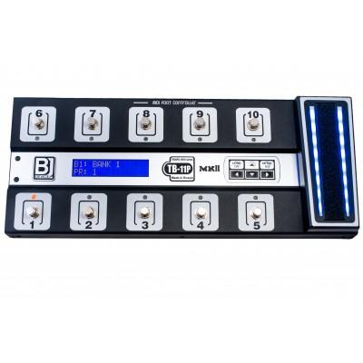 TB-11P MKII MIDI Контроллер с педалью экспрессии