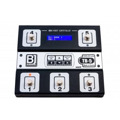 TB-5 MKII MIDI Controller